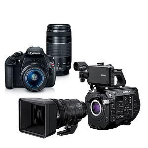 دوربین و لوازم جانبی
